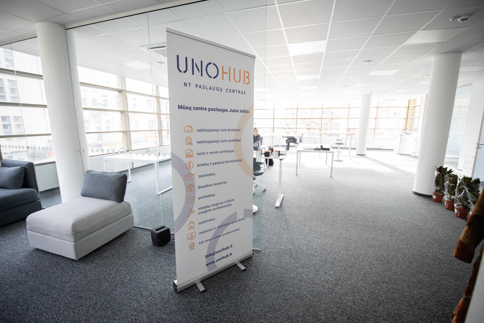 UNOHUB Šiaulių biuras