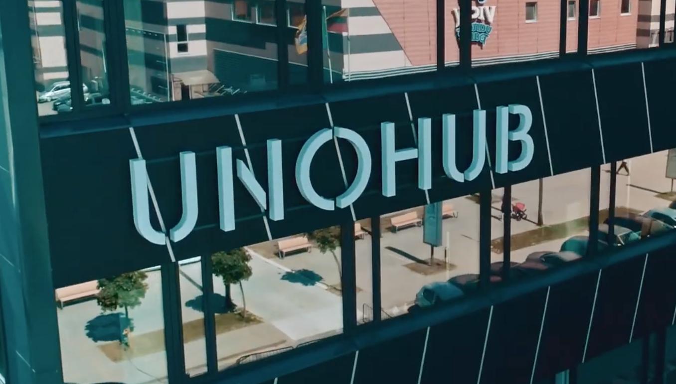 UNOHUB atidarė biurą Kaune
